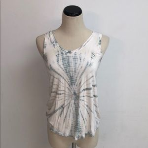 American Eagle Soft and Sexy Tie-Dye Tank